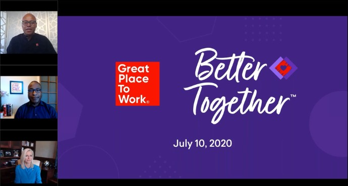 Kelly Grier joins the Better Together CEO Conversation series