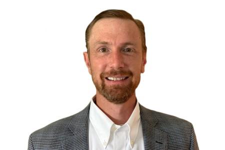Photographic portrait of Aaron Thompson