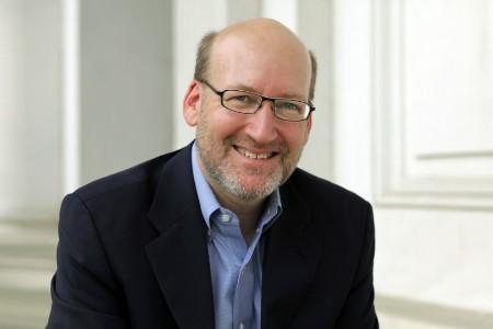 Photographic portrait of Andrew Kleine