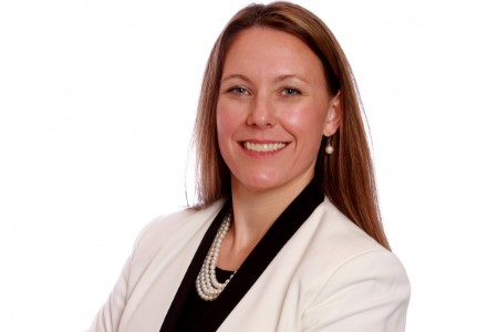 Photographic portrait of Audrey Bauman