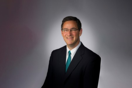 Photographic portrait of Mark Weick