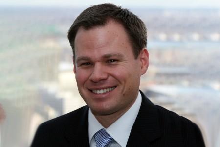 Photographic portrait of Michael Beaty