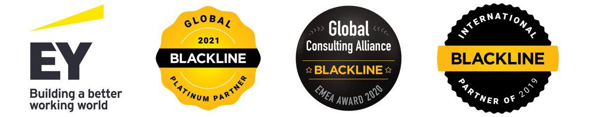 EY - Blackline logo