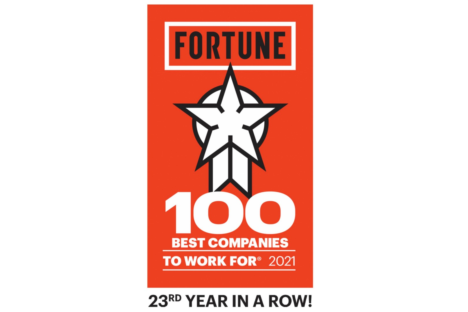 FORTUNE 100 Best Companies to Work For® 2021