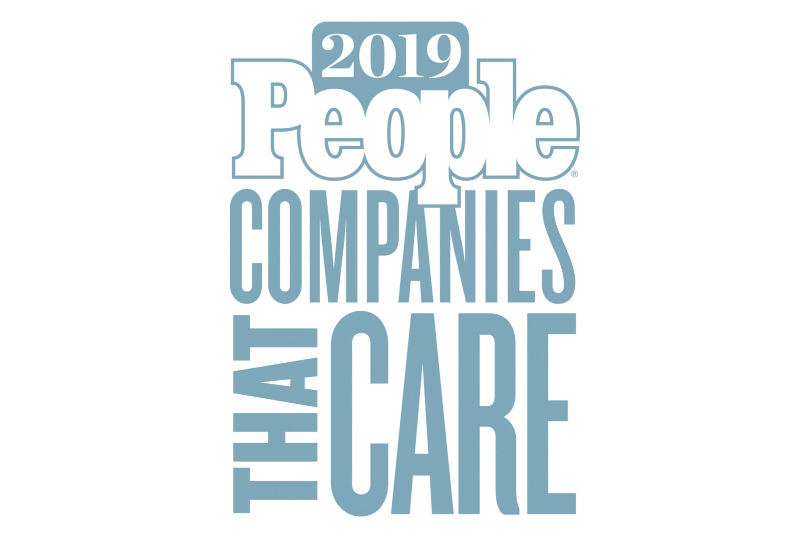 PEOPLE 2019 Companies that Care® - Great Place to Work