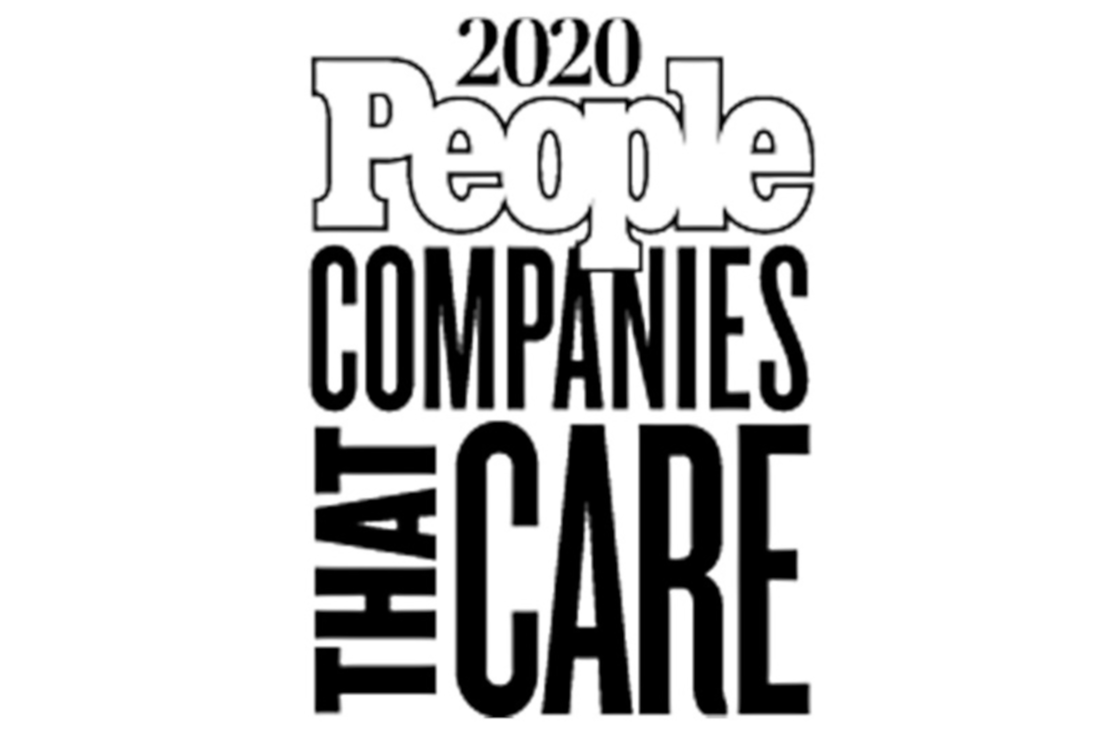 PEOPLE 2020 Companies that Care® - Great Place to Work