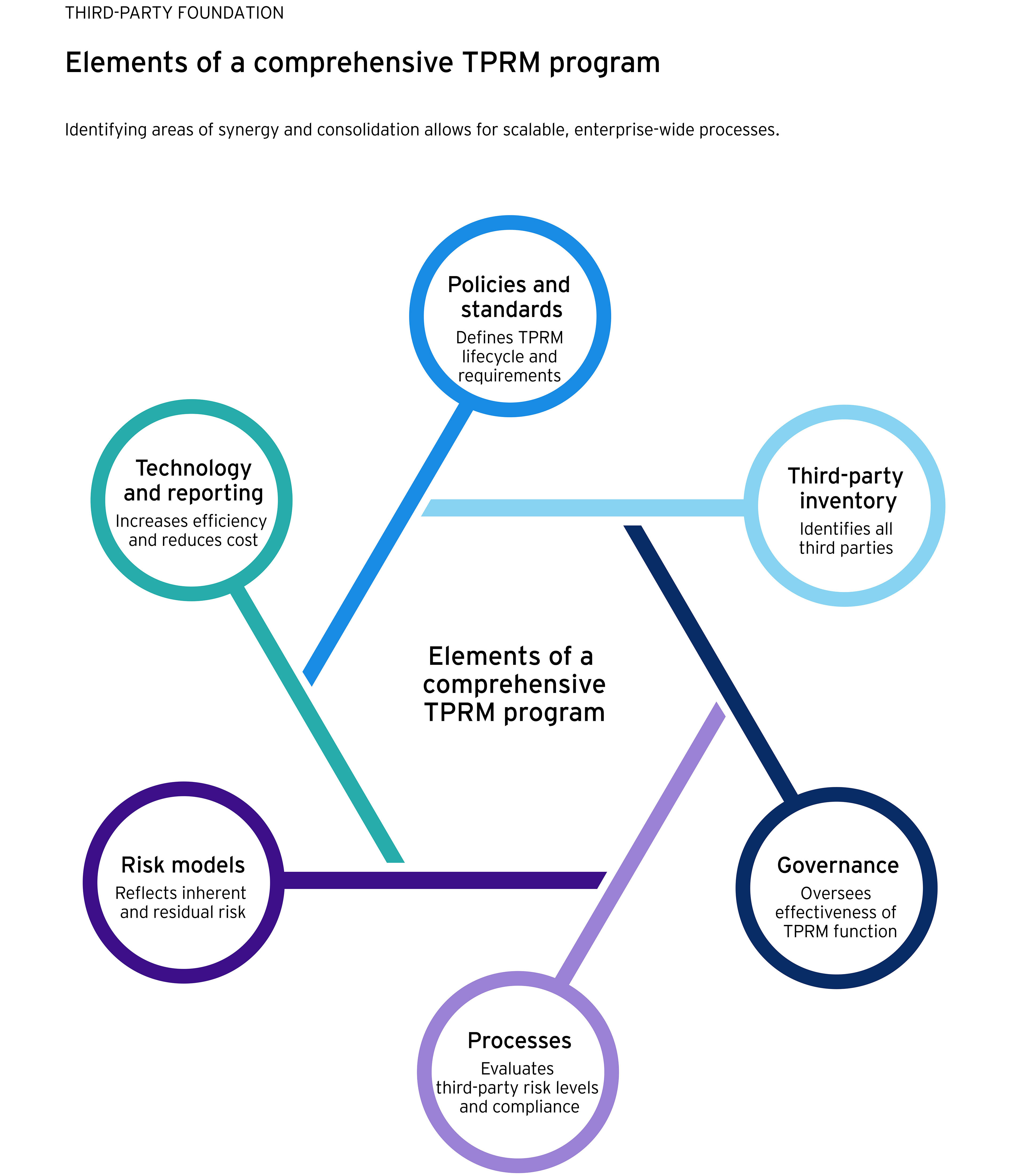 EY - Elements of a comprehensive TPRM program