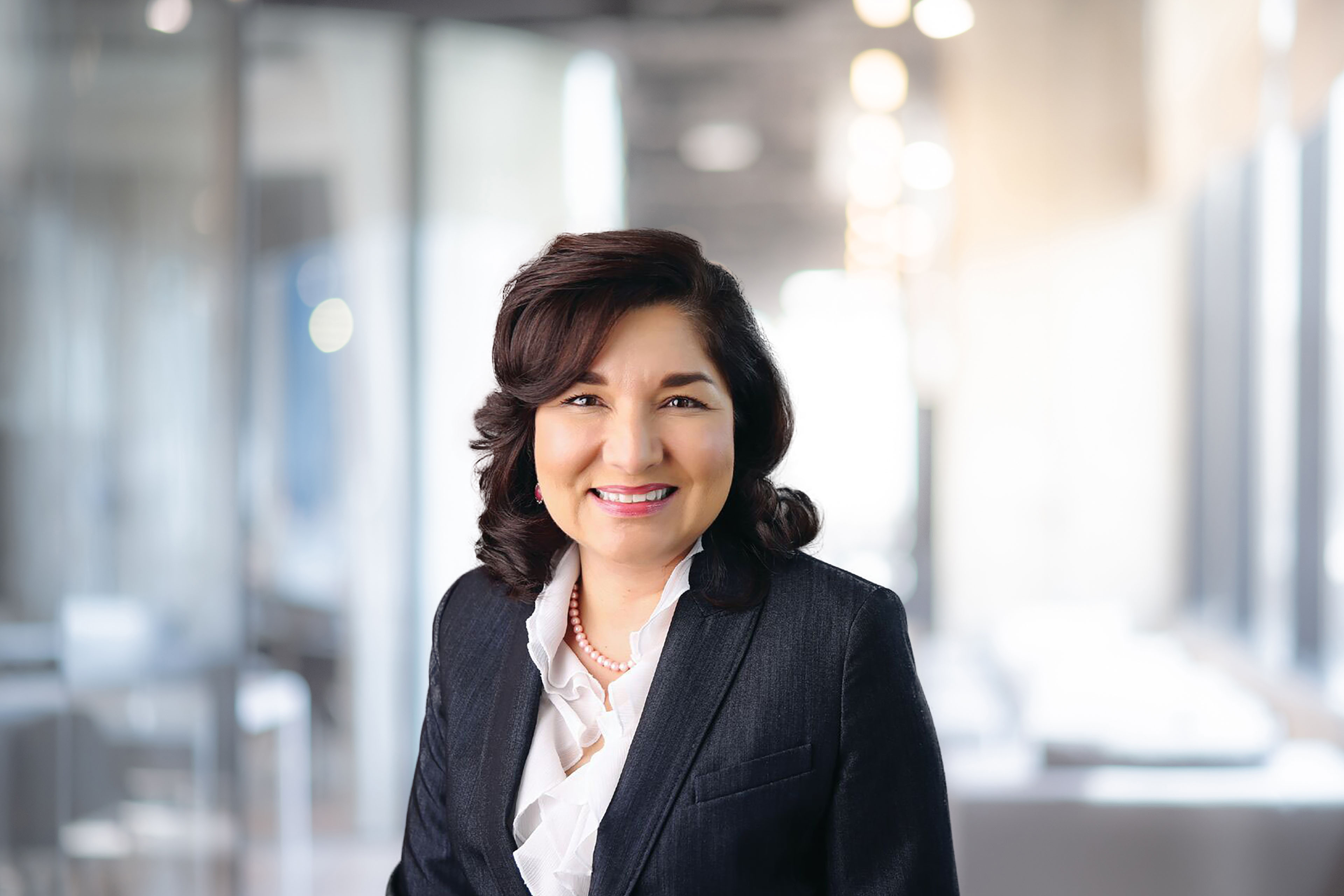 Maria Salinas, Los Angeles Area Chamber of Commerce