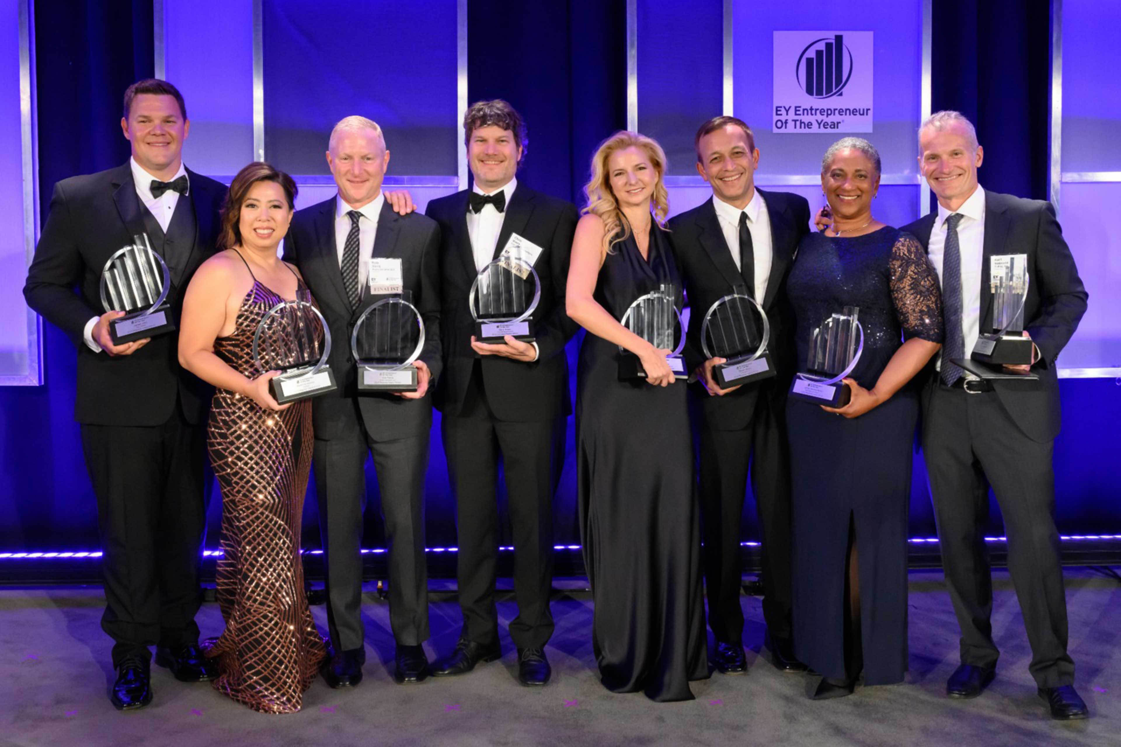 EY Announces Winners of the Entrepreneur Of The Year® 2019 Pacific Northwest Region Award