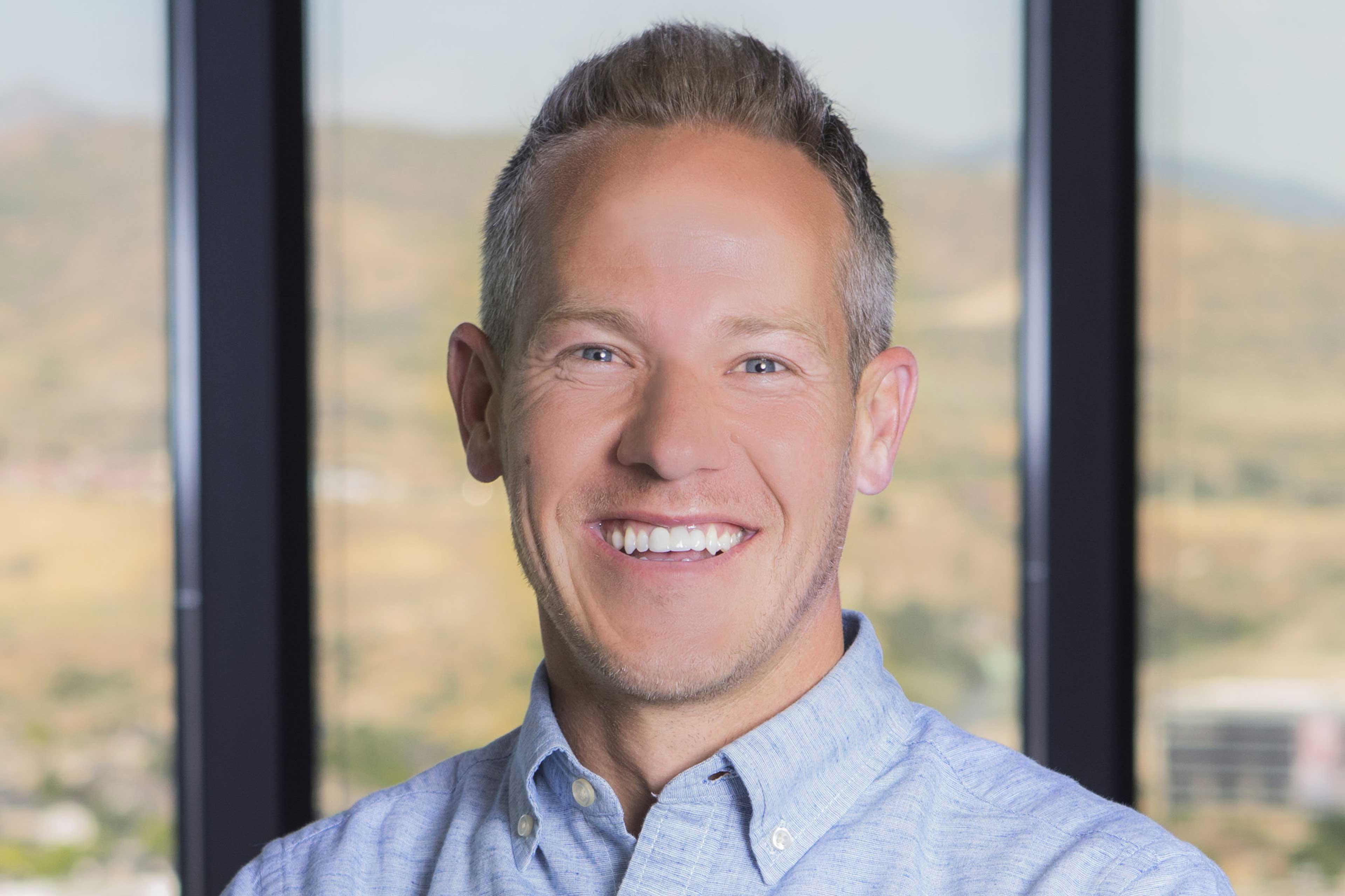 Brock Blake, Co-Founder and CEO, Lendio