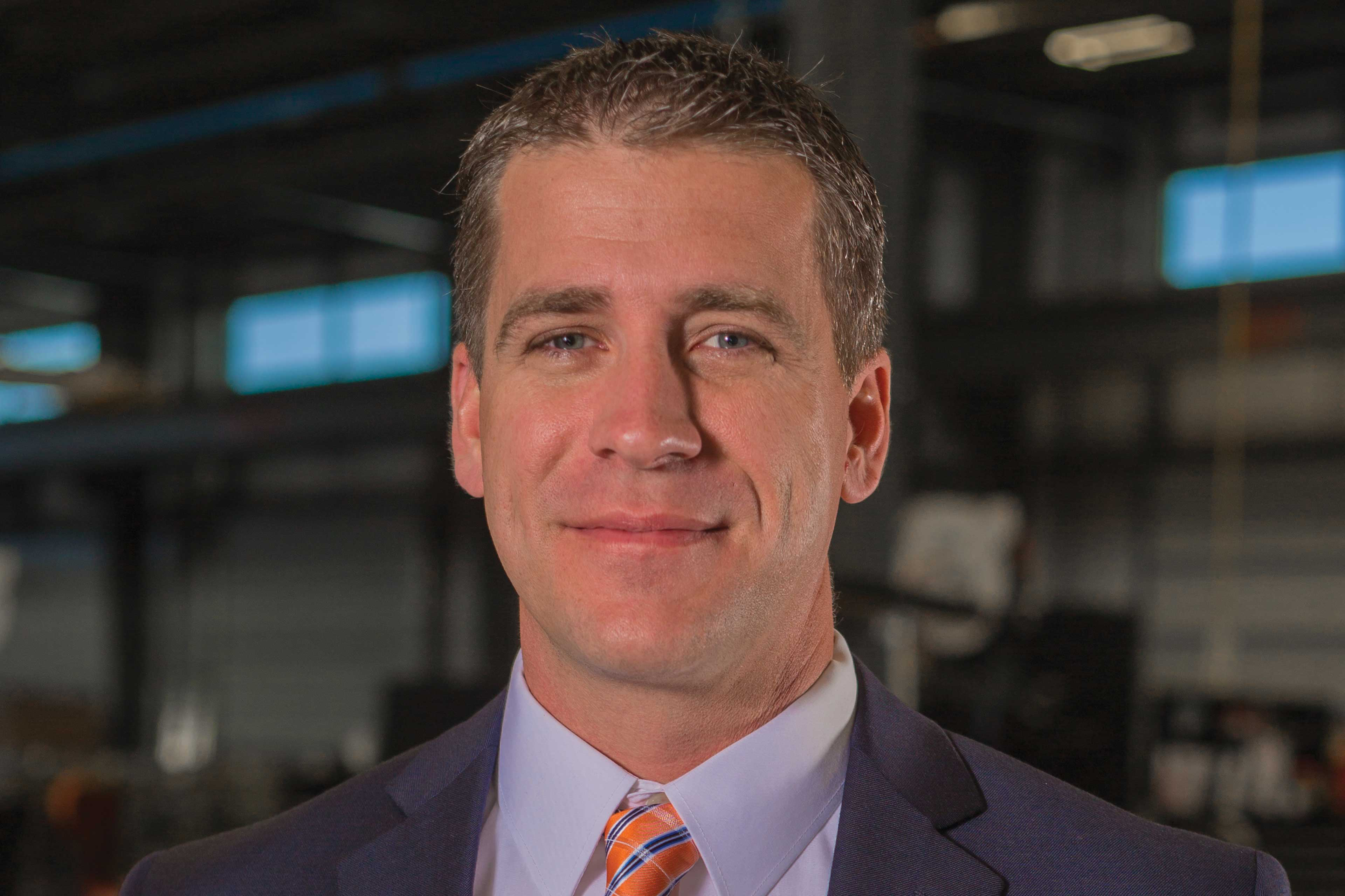 Scott Gromer, CEO, Mesa Natural Gas Solutions
