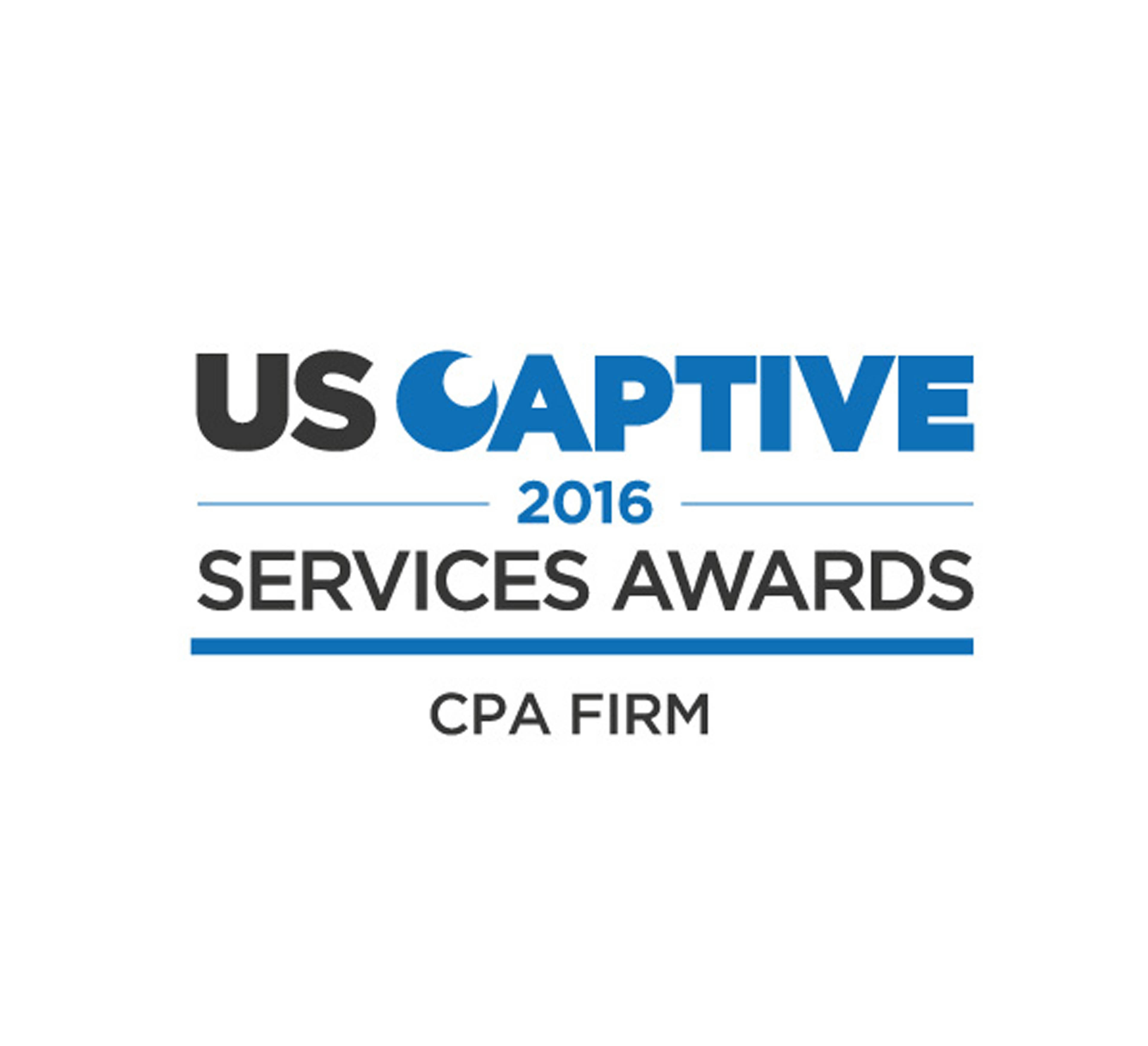 US Captive Services Awards 2016 CPA Firm EY