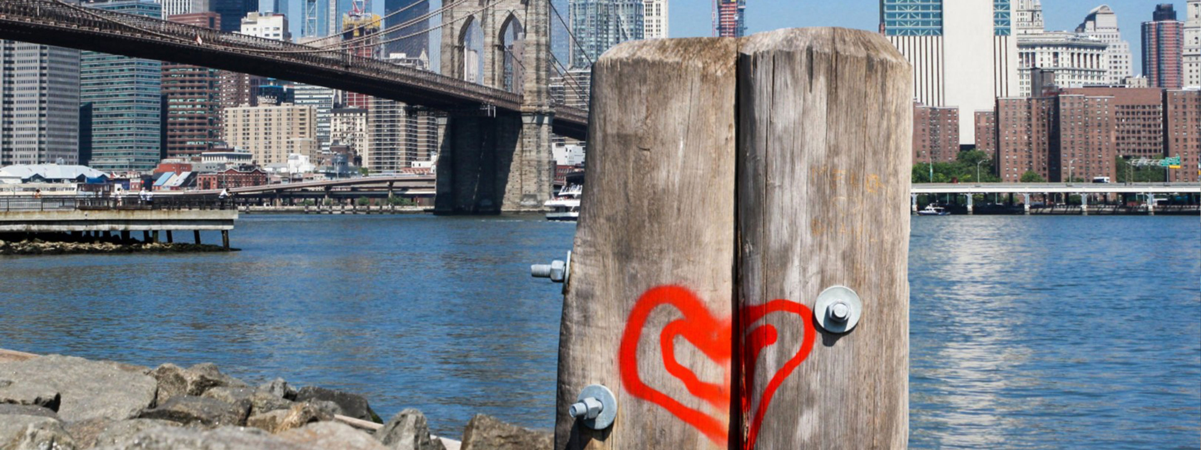 Posts with red heart view Manhattan
