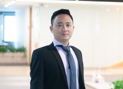 Photographic portrait of Anh The Bui