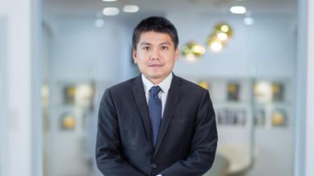 photographic portrait of Dai Van Pham
