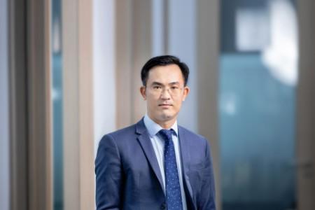Photographic portrait of Quang Hang