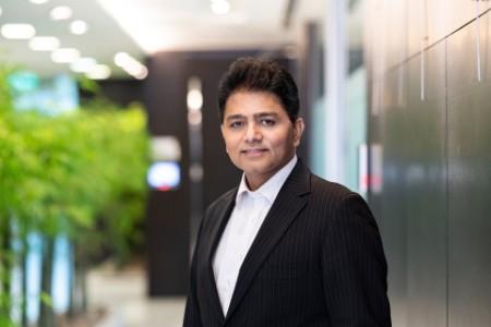 Photography portrait of Sanjeev Gupta