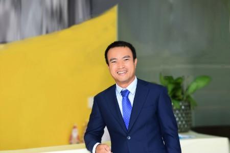 Photographic portrait of  Trường Lê Đức