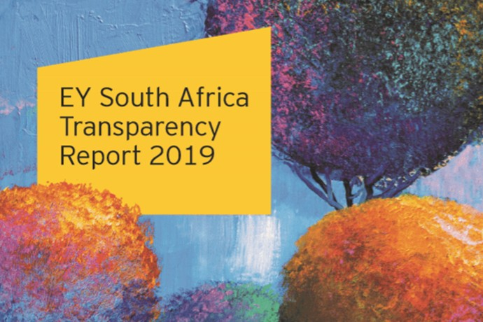 EY publishes 2019 Transparency Report
