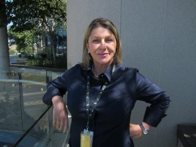 Photographic portrait of Joanne Henstock
