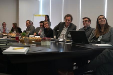 Reunión Comisión COP25