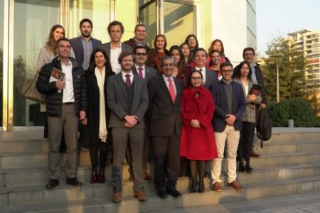 Integrantes Comisión COP25