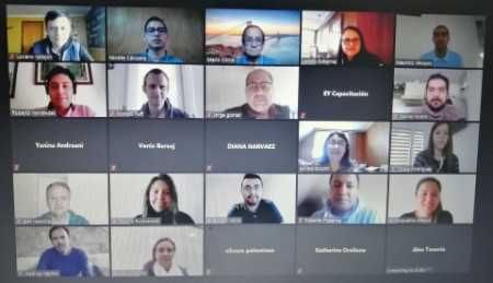 Participantes de la cuarta versión del curso Tax Update realizado durante octubre y noviembre