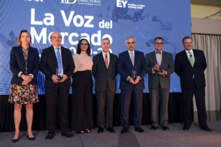 ganadores La Voz del Mercado