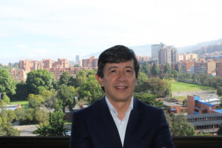 Retrato fotografico Nelson Beltrán
