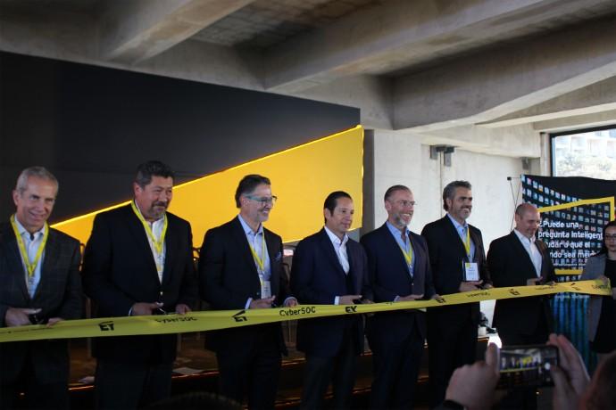 EY México inaugura su Centro de Operaciones de Ciberseguridad en Querétaro
