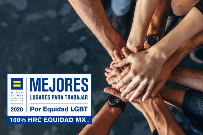 EY México obtiene certificación de inclusión LGBT por 3er año consecutivo