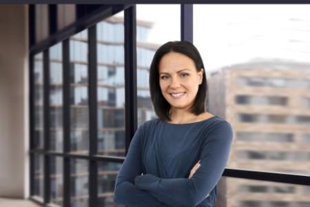 Retrato fotografico de María del Pilar Sabogal