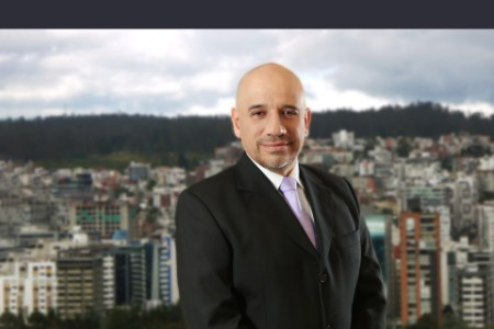 Retrato Fotografico de Patricio Cevallos