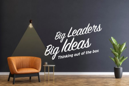 Big Leaders Big Ideas