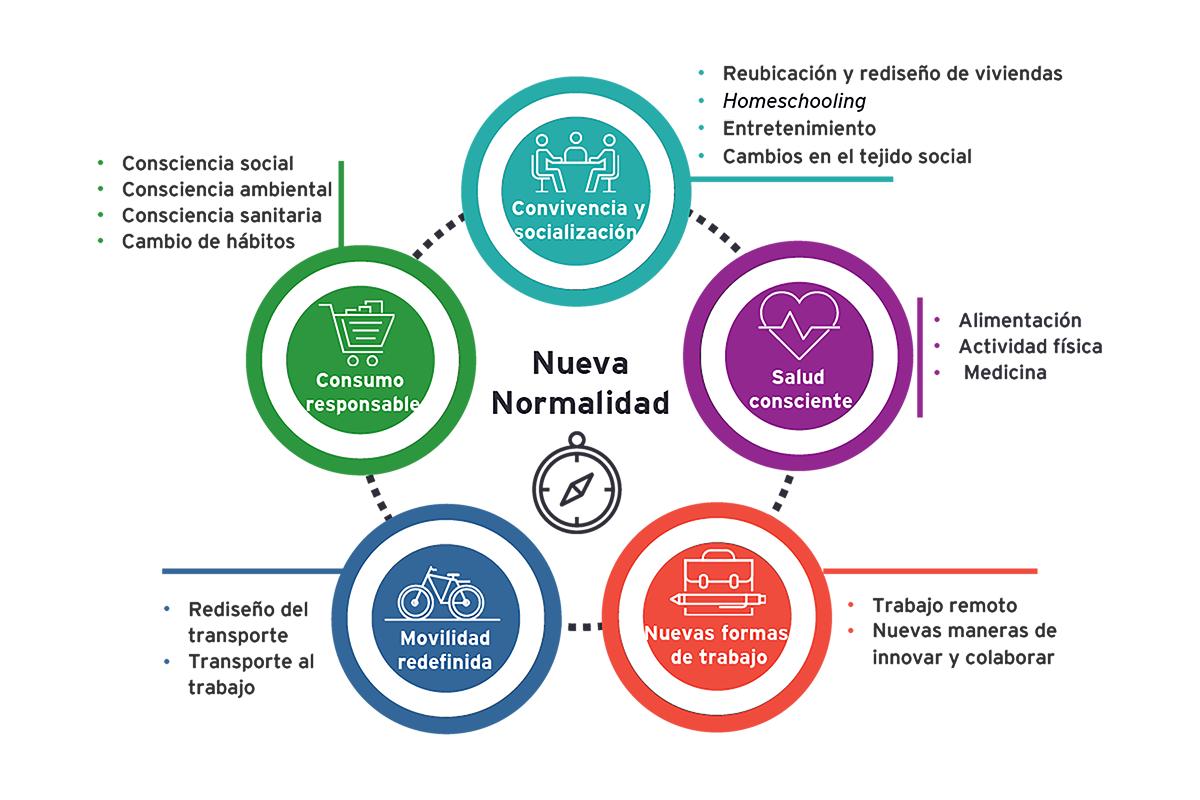 Cuál será la nueva normalidad a partir de la crisis del COVID-19