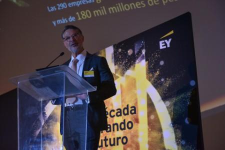 Víctor Soulé, Presidente y Director General de EY México