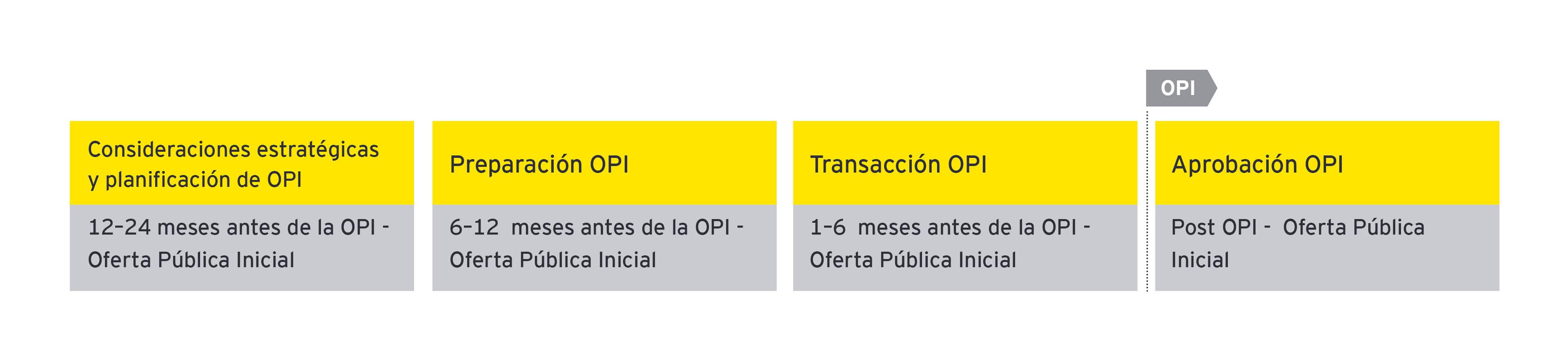 Proceso de valor de EY OPI