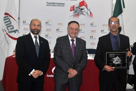 Premio IMEF - EY México