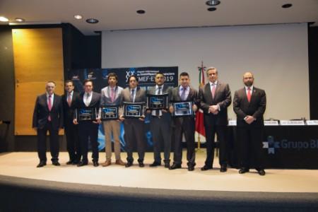 Ganadores premio IMEF