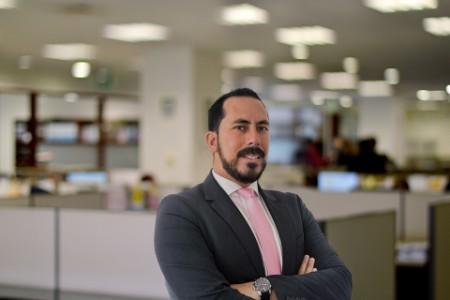 Retrato fotográfico de Mariano Guevara