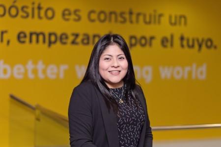 Retrato fotográfico de Yaniré Zapata