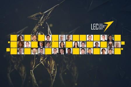 Premio Líderes Empresariales del Cambio - LEC