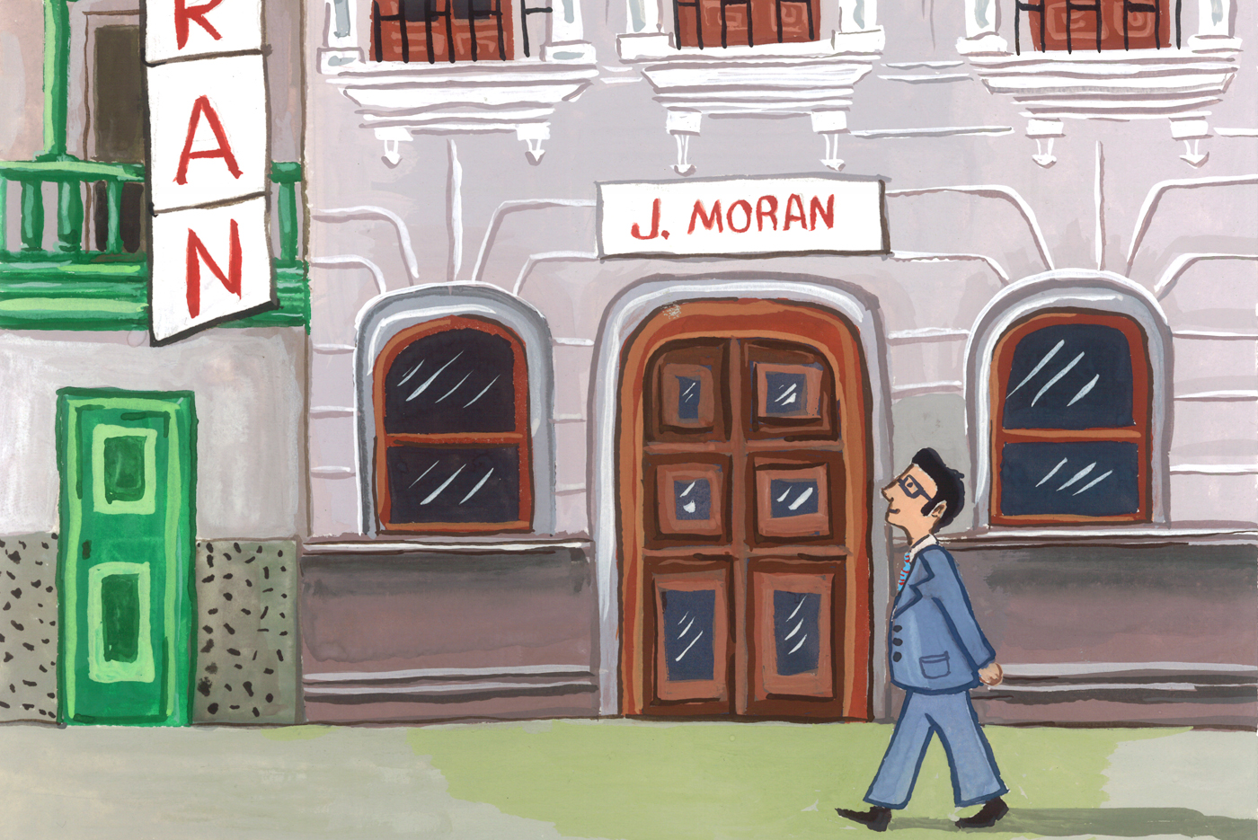 Familia Moran
