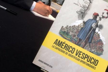 """Presentación: """"Américo Vespucio"""", 2018"""