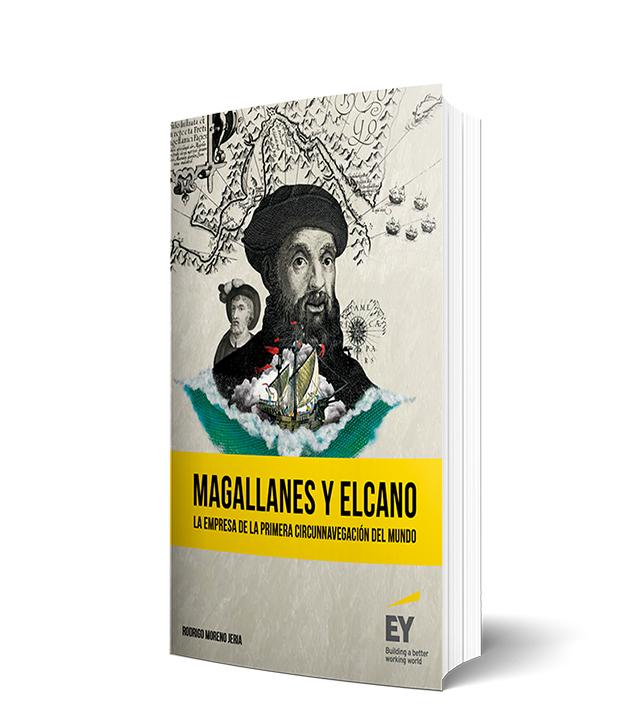 Libro Magallanes y Elcano