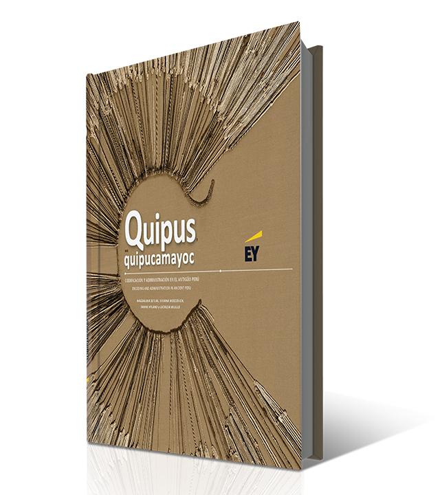 Libro Quipus y Quipucamayoc