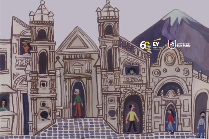EY Perú y la UCSP presentan libro que recoge las historias de éxito de 14 familias empresarias arequipeñas