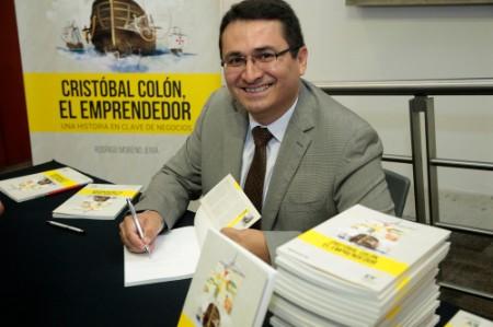 "Presentación del libro: ""Cristóbal Colón"", 2016"