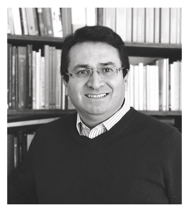 Profesor Rodrigo Moreno