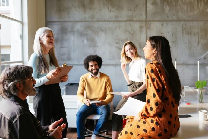 Employee Experience: Cerrando las brechas a través del trabajo reimaginado